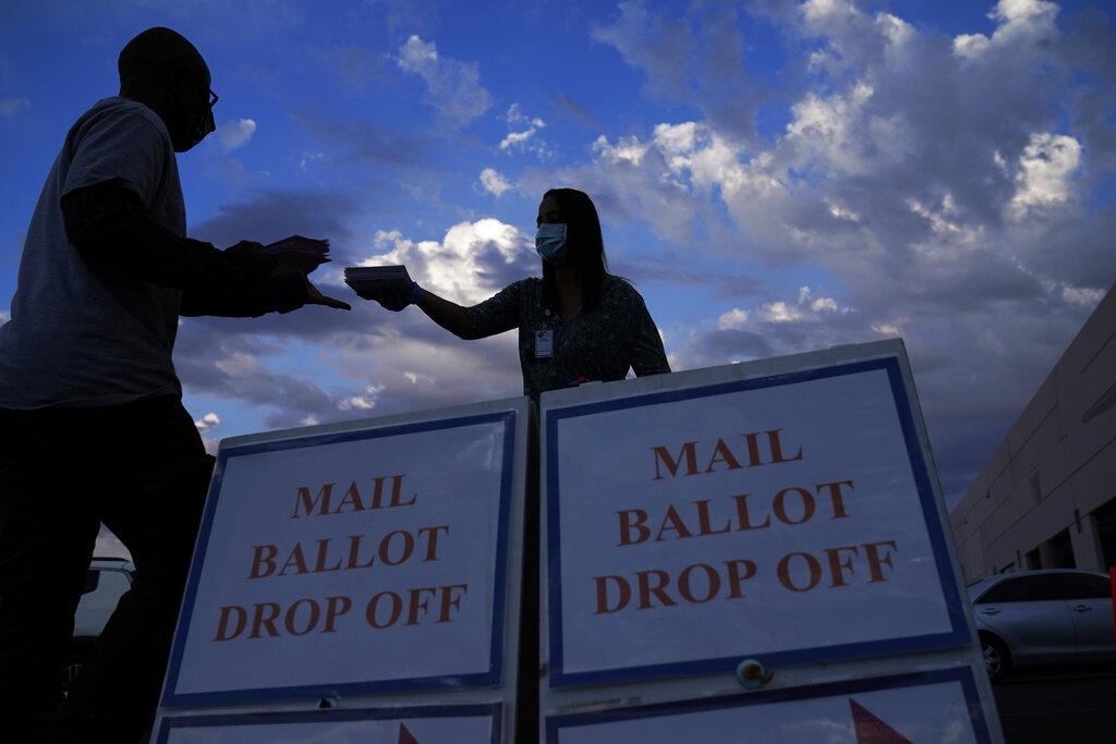 Data group exposes widespread mail-in ballot fraud - https://t.co/GHSjhkq0sF #OANN https://t.co/Tc0VqMDeyA