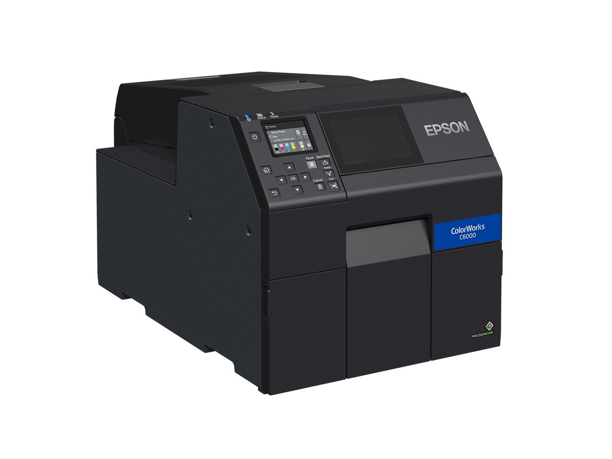 test Twitter Media - AM Labels Limited has successfully supplied a large number of Epson ColorWorks C6000 Series colour label printers into a variety of industries. Read the full story on our blog, available here: https://t.co/rZrhn3fl37 https://t.co/4MeTwGUK3k
