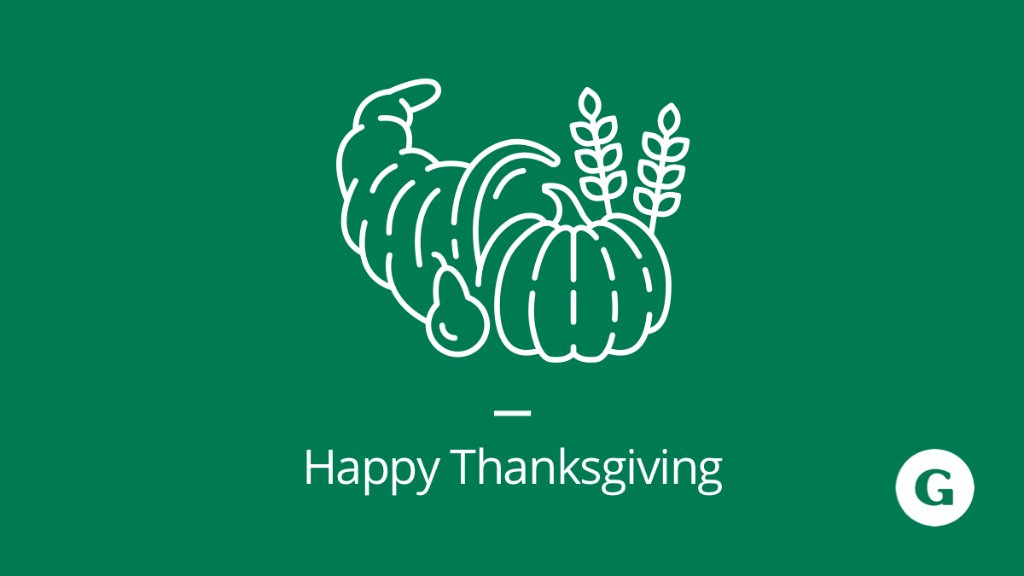 We know Thanksgiving looks a little different this year, but we can still find something to be thankful for.   This year and every year, we are thankful for YOU!   #HappyThanksgiving, from our family to yours.