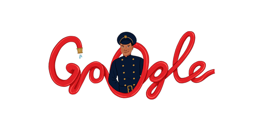 We love this. @Google remembering @LondonFire Brigades first Black firefighter, #FrankBailey. Today would have been his 95th Birthday.
