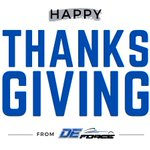 Image for the Tweet beginning: Happy Thanksgiving, y'all! 🔵  #BringDEForce 👊🏼