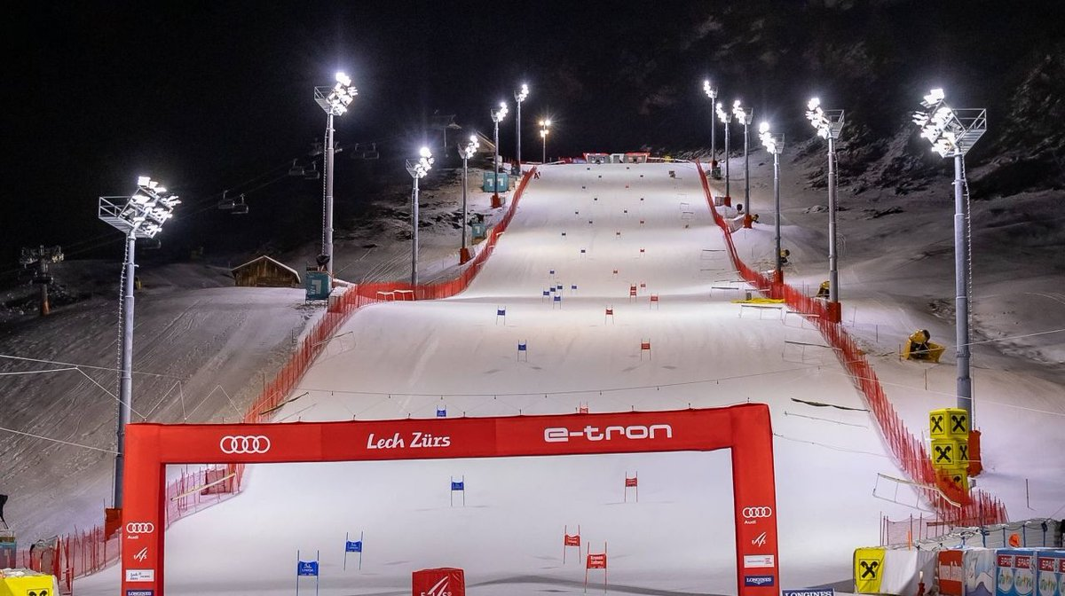 Ski alpin live: Parallel-Riesenslalom der Damen in Lech/Zürs https://t.co/zMIkp5auub https://t.co/OhJLgPHH0K