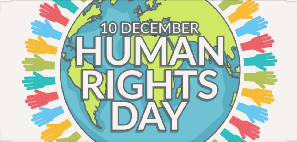 Conducting a small survey with one question... What does Human Rights Day mean to you?
