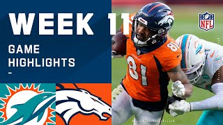 New post (Dolphins vs. Broncos Week 11 Highlights | NFL 2020) has been published on Favorite Football - https://t.co/zF7LP8k6Rt https://t.co/zlhDVLDl97