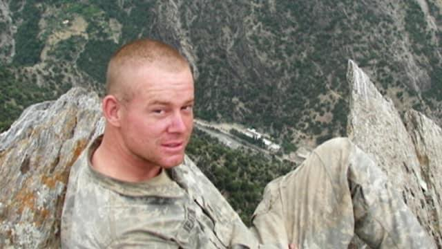 On this day in 2006, Army 1LT Benjamin Keating, 27, of Shapleigh, Maine, was killed driving a huge LMTV on a narrow Afghan road — an operation so dangerous he wouldn't ask anyone below him in the chain of command to do it.   Have a thought for him and his family if you could —