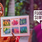 Image for the Tweet beginning: The @FoodSystems Summit Dialogues are