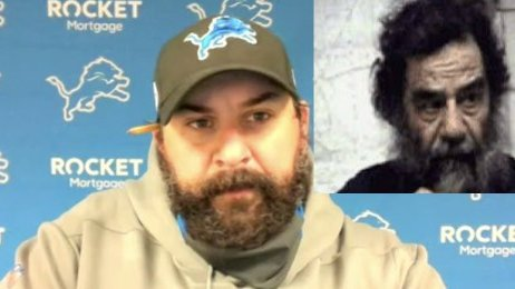 Hopefully the morbidly obese and grossly incompetent Detroit Lions head coach Matt Patricia meets the same end as his separated-at-birth twin.  #OnePride #HOUvsDET #NFL #NFLTwitter #ThankfulFor