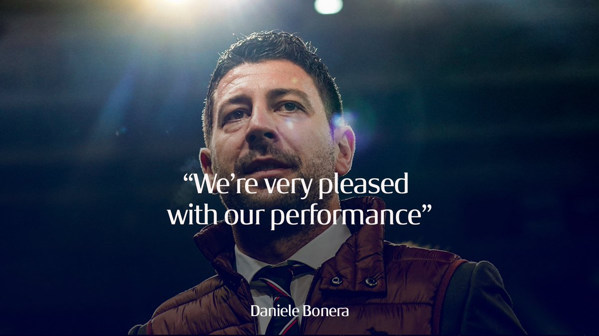 🗣️ #LOSCMilan: Daniele Bonera reflects on the away draw at Lille  Watch the post-match reactions on the app ➡️  #UEL #SempreMilan