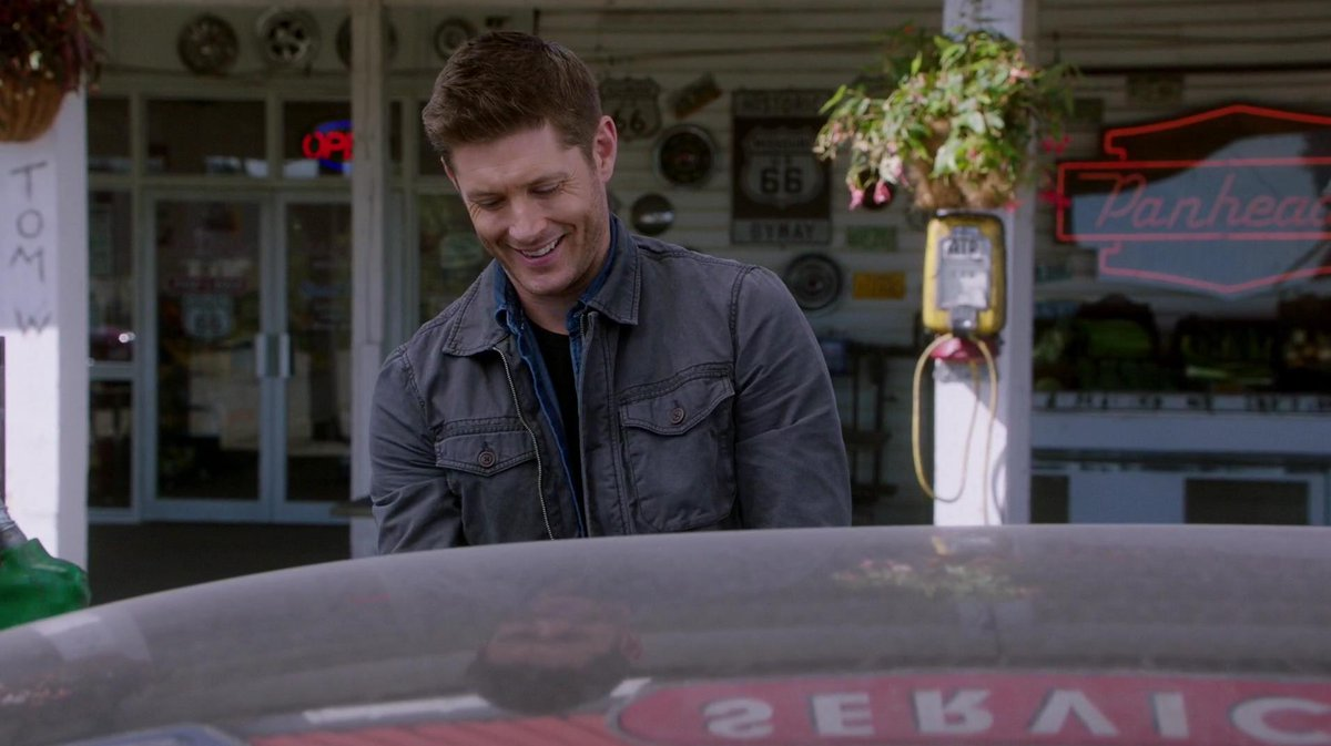 jensen ackles daily on Twitter