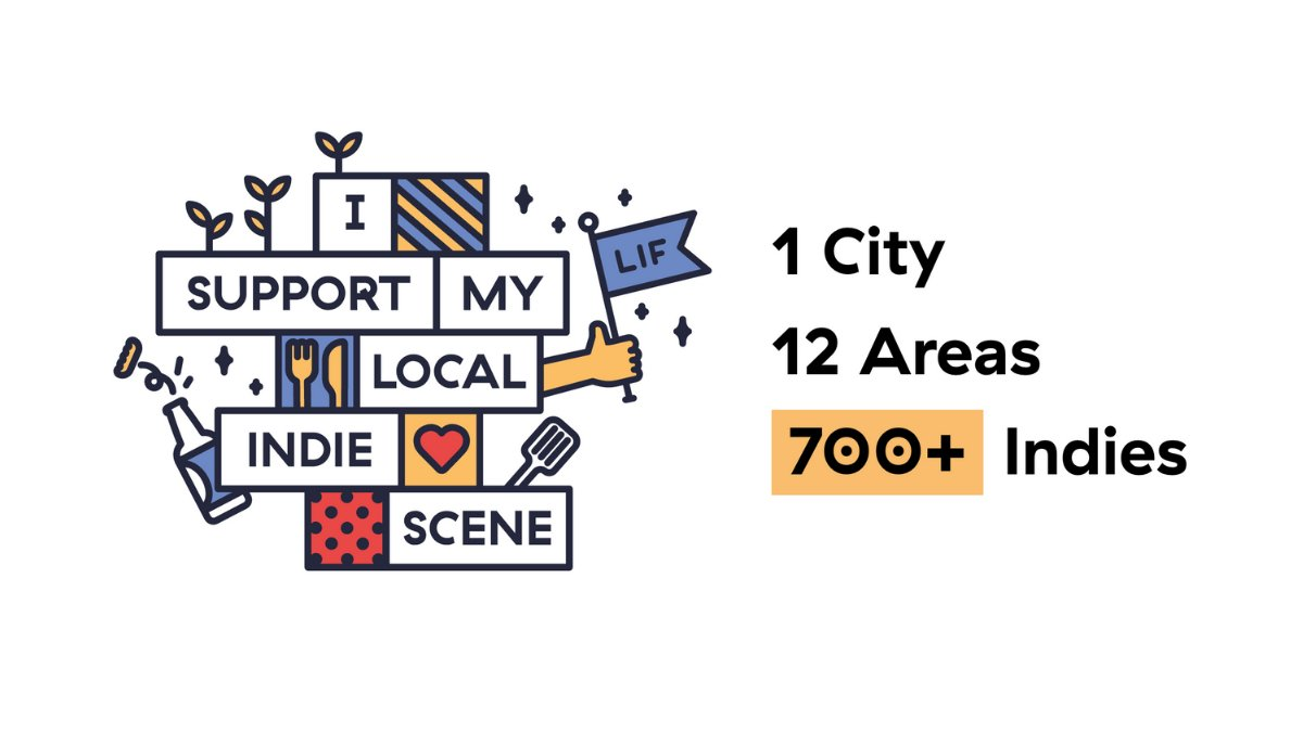Sending love to all Leeds indies tonight. Its more important than ever to support local so if you can, order that takeout tonight, grab a coffee in the morning, buy vouchers or merch. You can find 700+ businesses in our directory. 👉 supportyourlocalindie.co.uk 💪 #BUYLEEDS