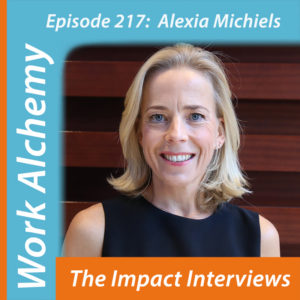 Alexia Michiels, co-founder of the Resilience Institute Europe, shares how resilience can be cultivated by mobilizing all our resources: body, mind, heart, and spirit.  #growth #impact #profit #entrepreneur #leadership #consciousbusiness #socialimpact