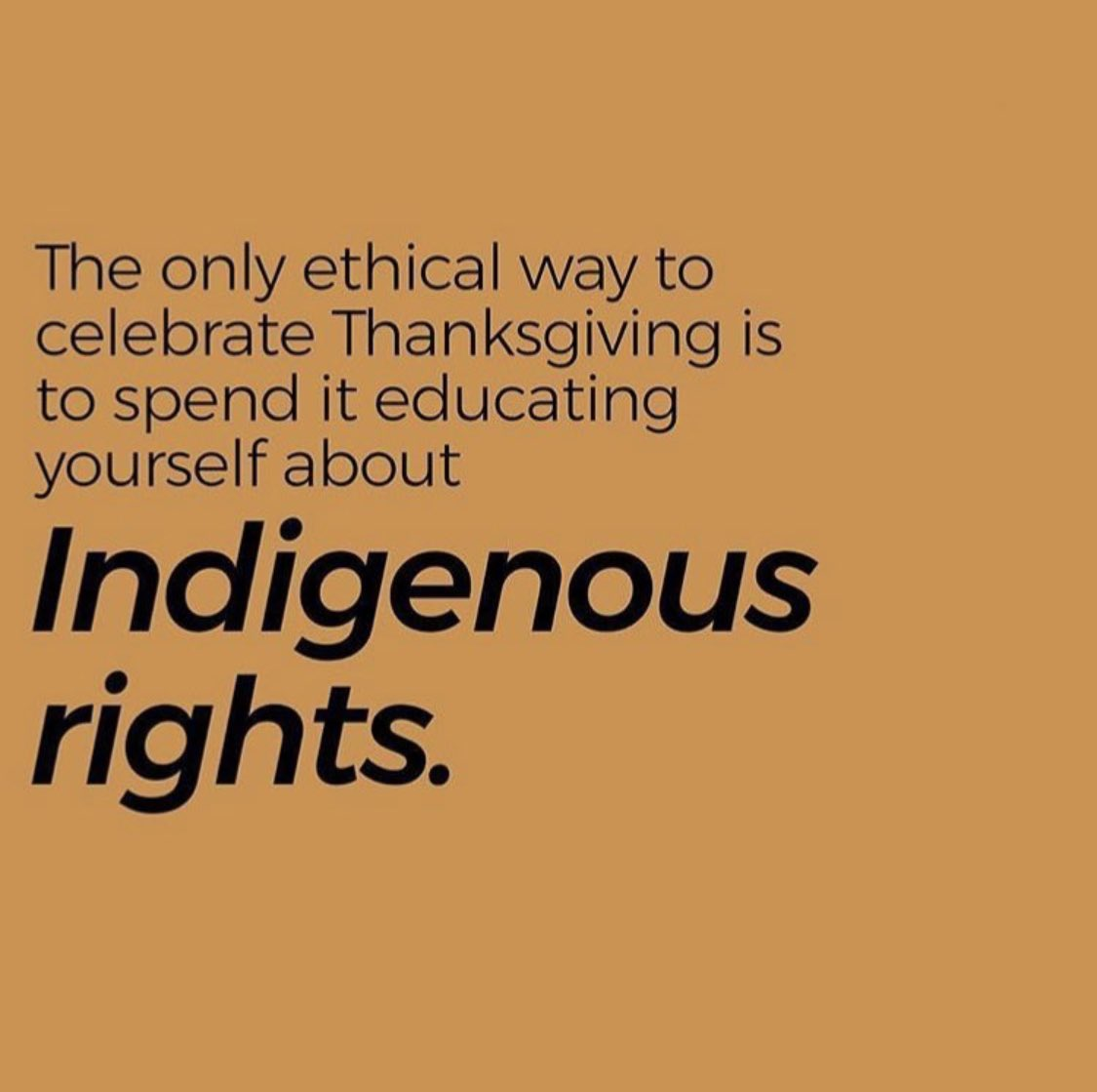As Americans gather to give thanks, It's A National Day Of Mourning for Native People. Today is a reminder of the slaughter of millions of Indigenous people and the colonization of their lands.   We stand in solitary with Native Americans! #DayofMourning #NationalDayOfMourning