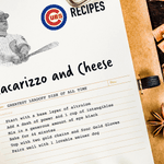 Happy Thanksgiving, Cubs fans!  We hope your day is filled with your favorite recipes. Here are our instant classics.