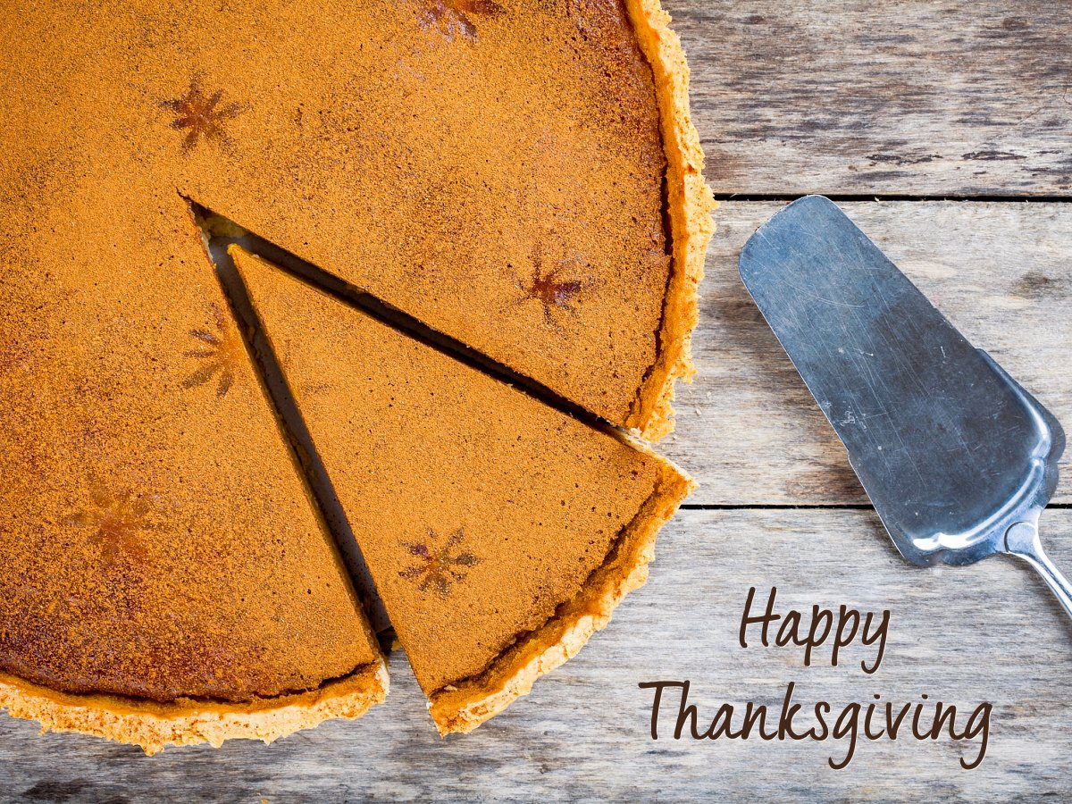 Hoping this #Thanksgiving finds you with plenty of reasons to be #grateful.