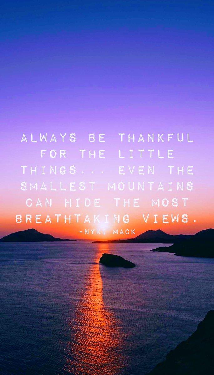 #ThankfulThursday #grateful