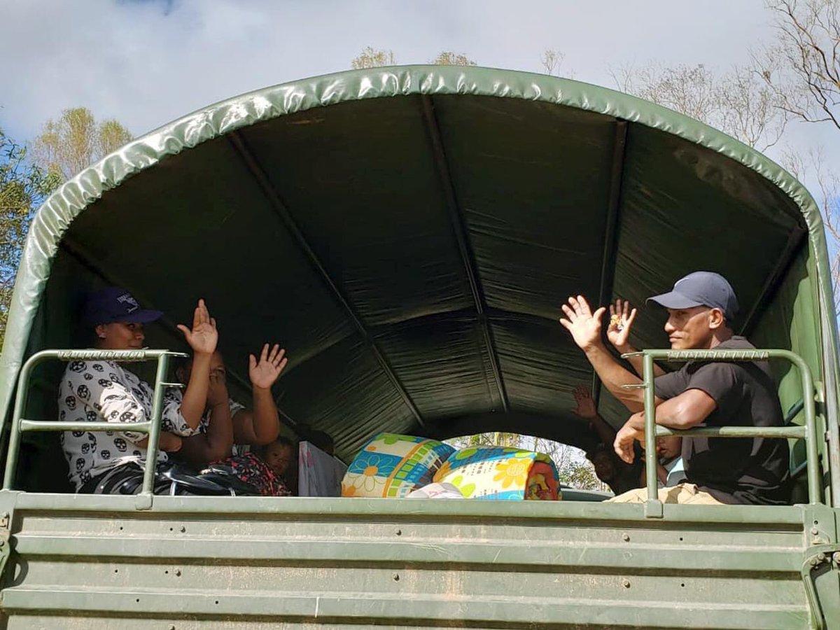 🌱 Familias albergadas en URACCAN recinto Bilwi retornan a sus comunidades para reiniciar sus vidas  #UniversidadComunitariaIntercultural Ver más en⬇… #Nicaragua #costacaribe #oficinaenlace #Bilwi #HuracanEta #Huracanlota #yosoyuraccan