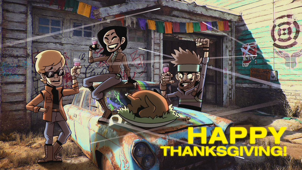 New York Subliners - Whether you're with family, practicing social distancing, or getting spawn-trapped on Nuketown, we at #NYSL wish you all a Happy Thanksgiving. 🦃