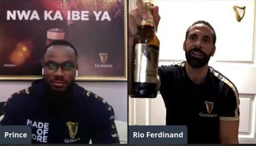 It's live people!!!   Join the live chat here   Hurry, Drop your predictions and win something big  #RioXPrinceOfGuinness  #EverythingIsPossible