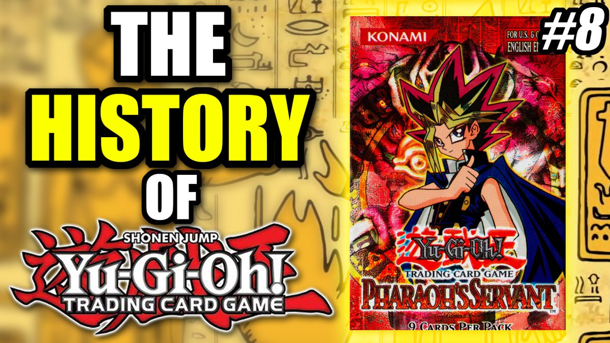 Cimoooooooo - Happy Thanksgiving!   Episode 8 of The History of Yu-Gi-Oh! is now live ONE DAY EARLY for Rare Patrons!  Become a Rare Patron today to have early access to all episodes of The History of Yu-Gi-Oh! AND the Yu-Gi-Oh! Progression Series!    #yugioh #yugiohtcg