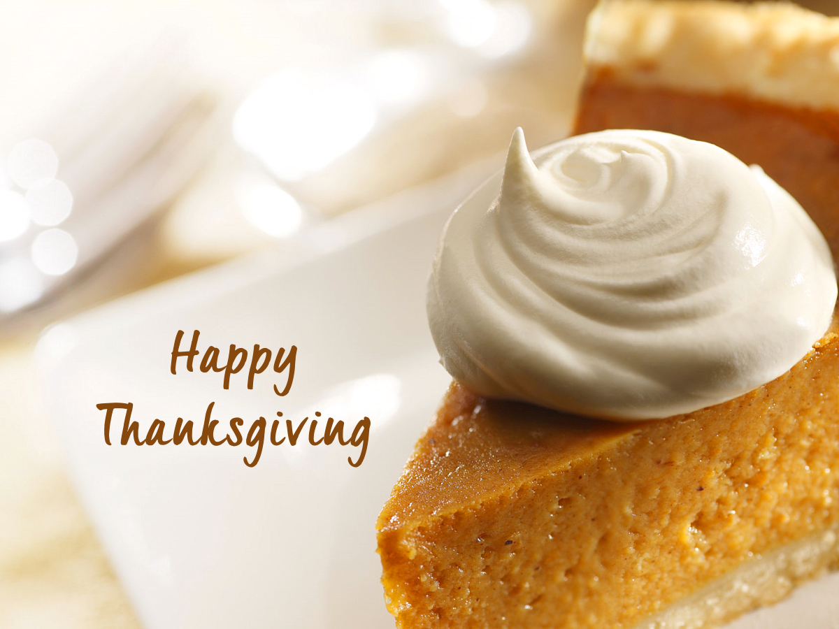 #Thanksgiving Day comes once a year, but a #grateful heart comes as often as you will allow it. Happy Thanksgiving!