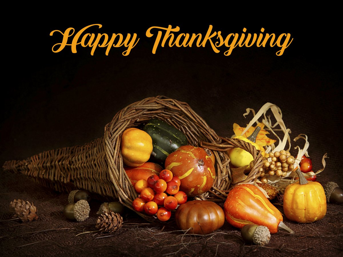 Thanksgiving is a time of togetherness and gratitude. -Nigel Hamilton. Very #grateful for this day. #Thanksgiving