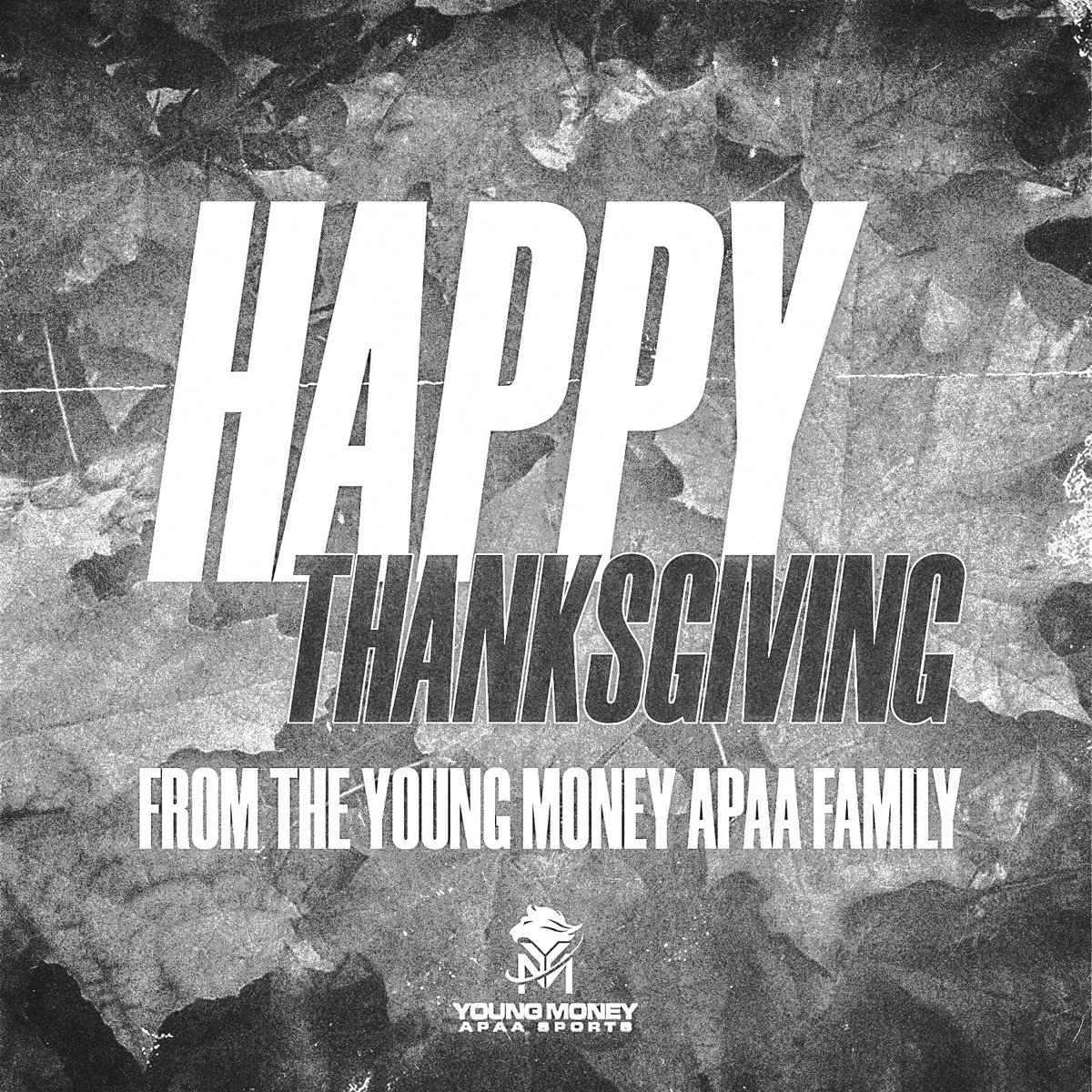 From our family to yours, Happy Thanksgiving! #YMAPAA