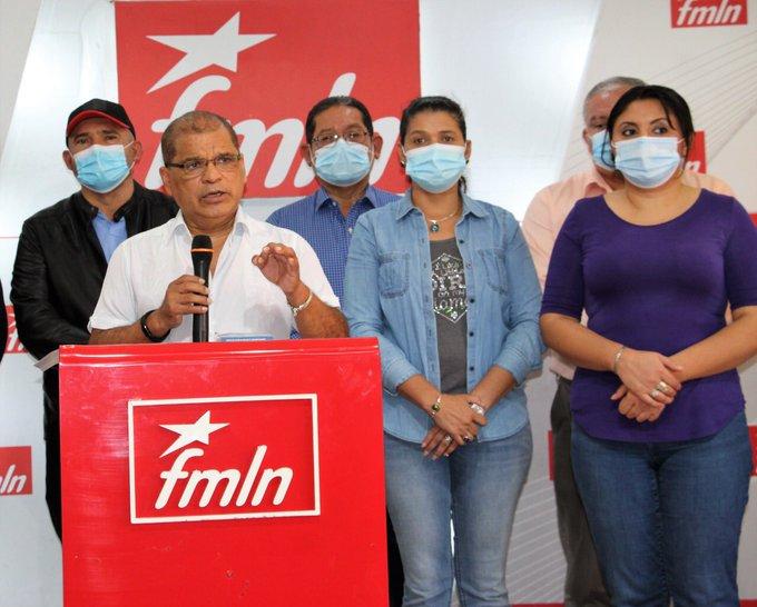 FMLN legisla para aprobar  pago atrasado del FODES, Fomilenio y pago de pensiones a veteranos y ex combatientes