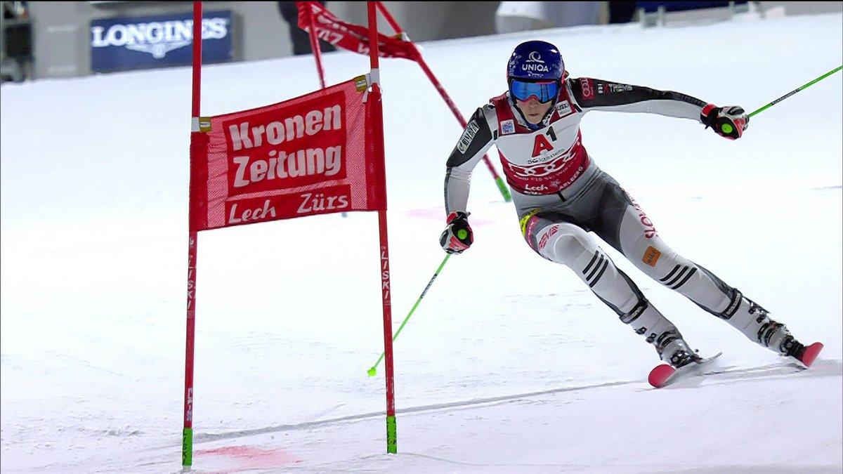 Vlhova  gewinnt in Lech/Zürs |   https://t.co/iF7Lkjr5qR https://t.co/E5BYuoeI7W
