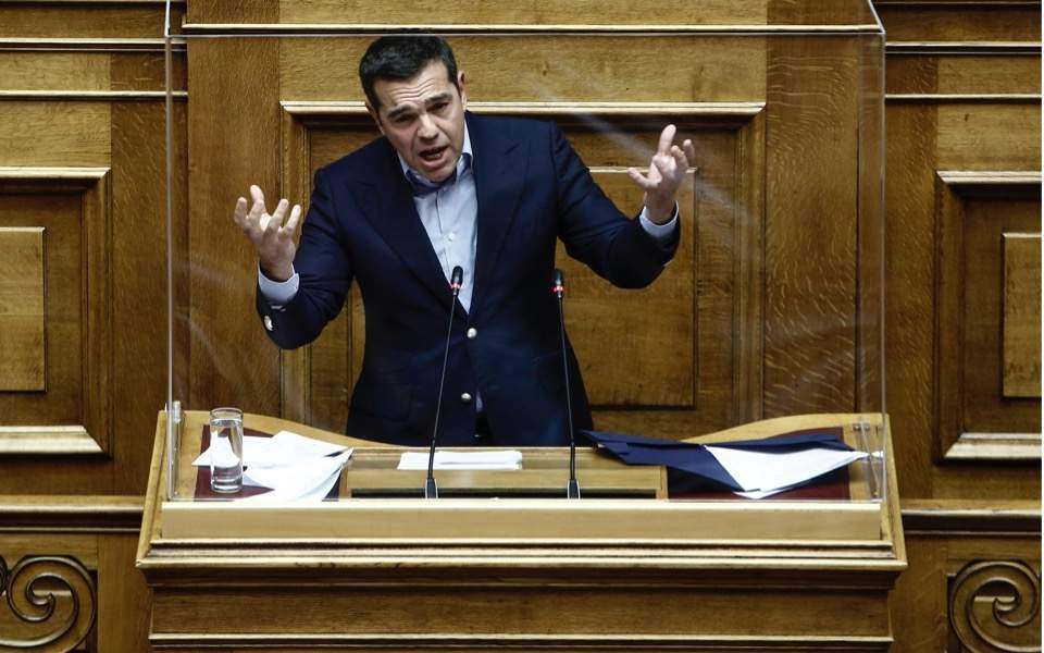 Government 'out of touch with reality,' says SYRIZA chief https://t.co/LhCoFk3hHj https://t.co/h1ZScV8dV9