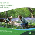 Image for the Tweet beginning: Donate to CPRE Sussex today