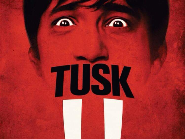 A young upstart learns a lot about the animal kingdom through a wise old man. #NiceAHorrorFilm #Tusk