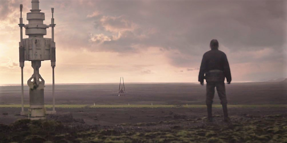 Replying to @DiscussingFilm: Greig Fraser's cinematography in ROGUE ONE is perfection.