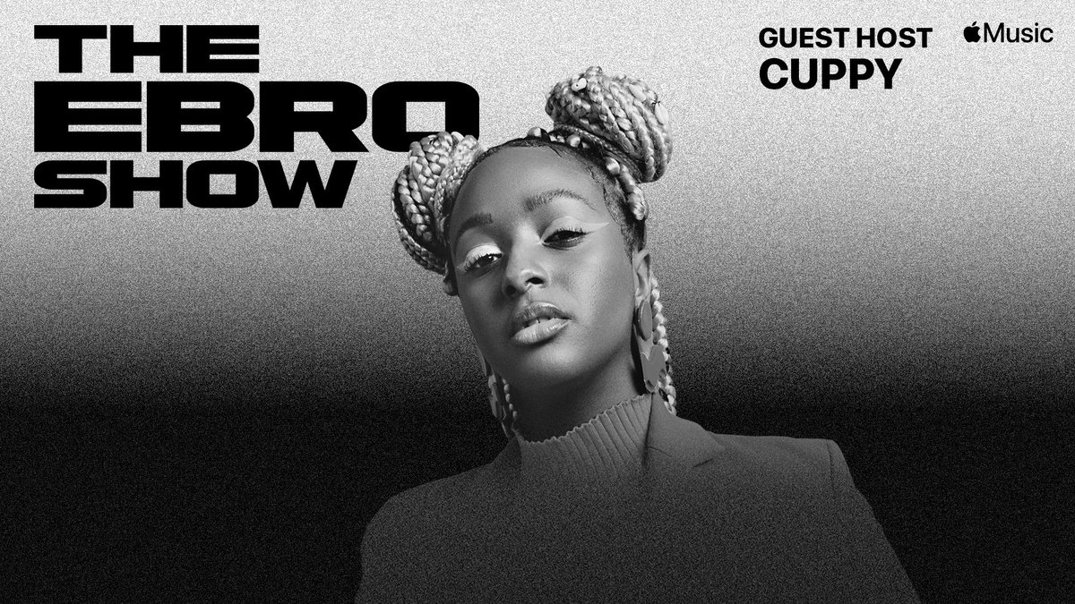 Cupcakes! At 9pm LISTEN LIVE on @AppleMusic for my THANKSGIVING TAKEOVER of Ebro's show!  LINK:  🎙🎶