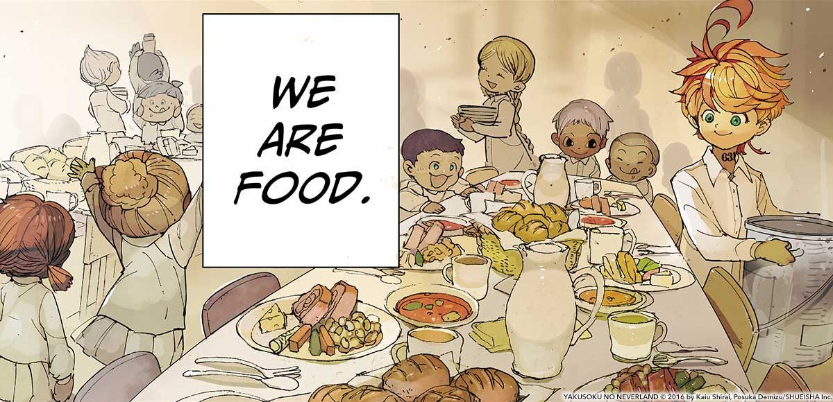Replying to @VIZMedia: Happy Thanksgiving from Grace Field House! 🤤🍽