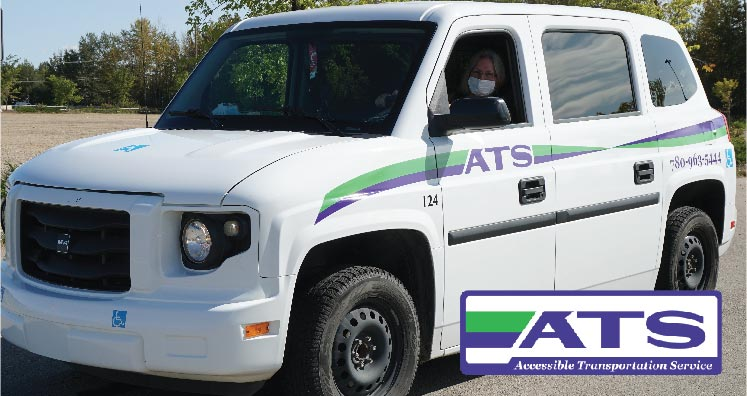 Tri-Municipal caregivers can register clients for #ATS to help make our communities more accessible! Buses & vans are equipped with lifts/ramps. For details about srvc, which is a partnership btwn City of #SpruceGrove & Town of #StonyPlain, visit stonyplain.com/ats.