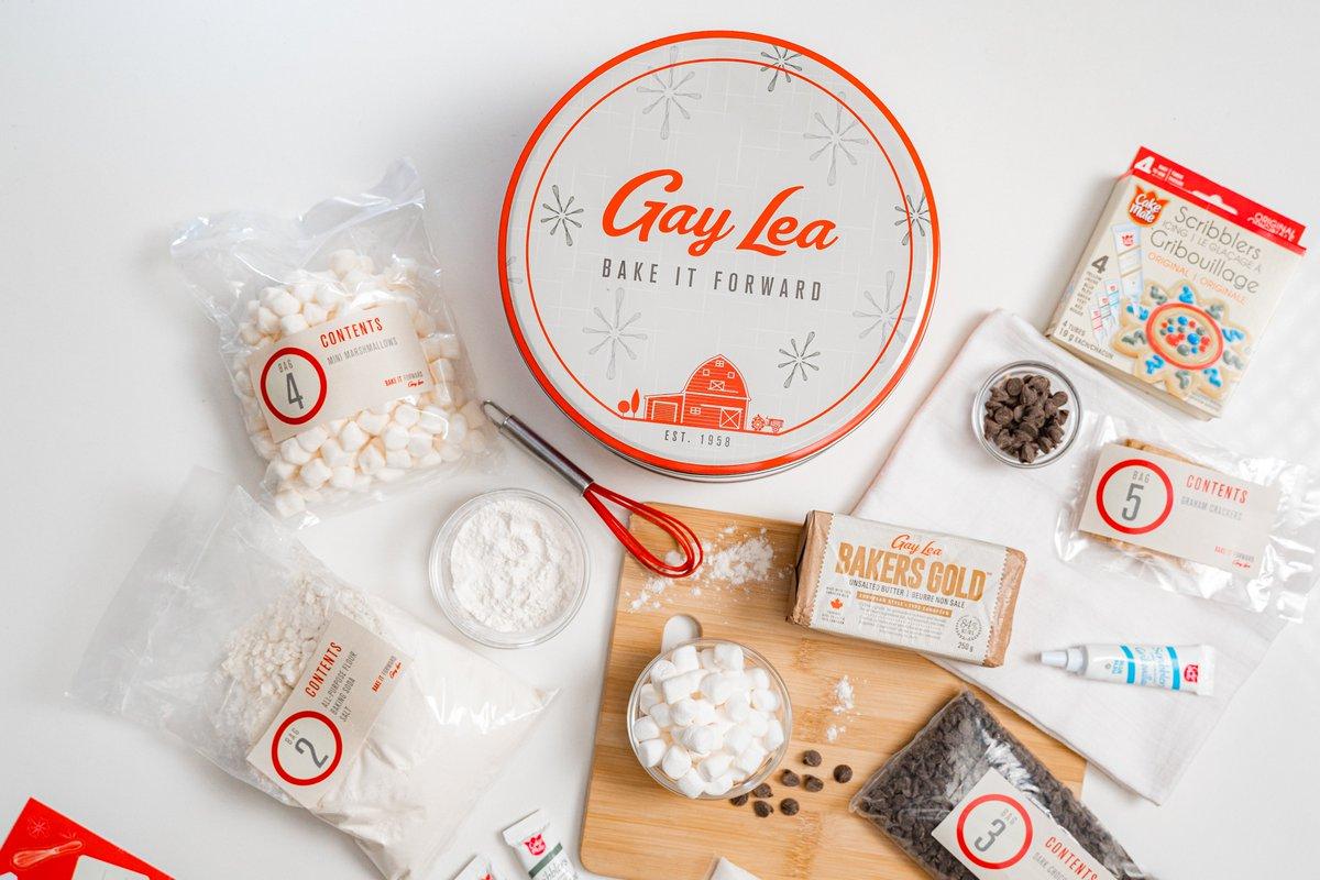 Gaylea Baking Kit