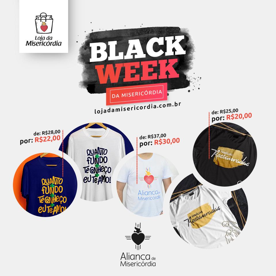 Temos #BlackWeek, sim!!!  Acesse o site da Loja da Misericórdia e adquira já o seu produto com um super desconto!  Acesse: https://t.co/HHqZtgvM1e  #black #blackfriday  #comprar #desconto #artigoscatolicos https://t.co/HILL1nFQ74
