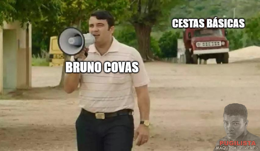 Replying to @sinistramemes: Bruno Covas é o Tony Junior da vida real #CovasCompraVotos