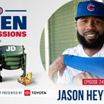 Food for thought.  Jason Heyward shares his ambitions for the future and how leadership, on and off the field, shaped his game. ➡️ https://t.co/kYST0tPnRq presented by @Toyota.