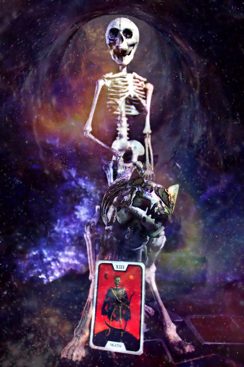 Thanatos (The Skull Dancers)   Grey Cross Studios #art #digitalart #contemporaryArt #skulls #skeletons #death #afterlife #surrealism #alternateuniverse #otherworlds #multiverse #parallelworld #scifi #fantasy #fantasyart