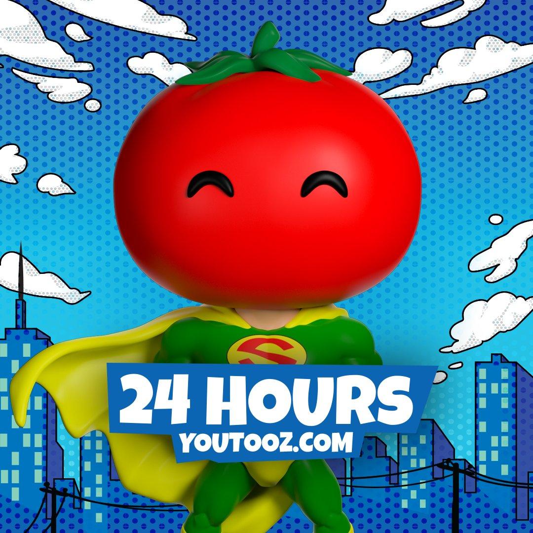 CaptainSauce - 24 hours until orders open 👀🍅