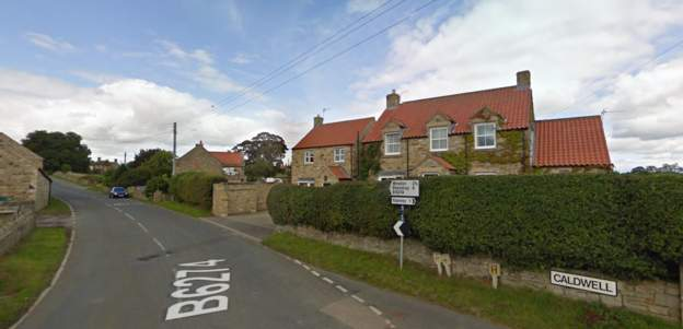 Teenage girl 'shaken' after being followed by men in pick-up truck in North Yorkshire village: