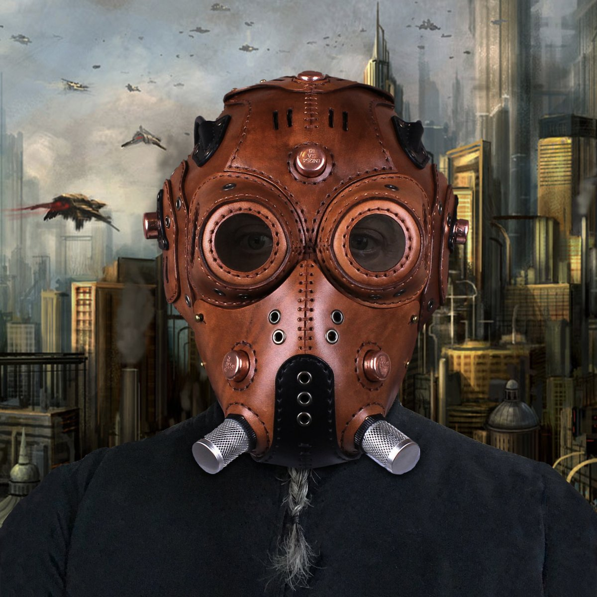 My Daily #Steampunk ⚙️ #Geek 🤓 #Space 🚀 #SamaCollection 🗞️ of Tweets ➡️ @pou3do @gasmaskun ⭐ Feat. @mazzageo ➡️ View More Selections 👉 https://t.co/iLWqTUIbYx