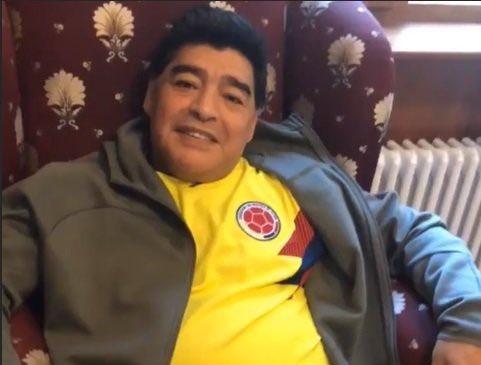 Football is in mourning. #Maradona