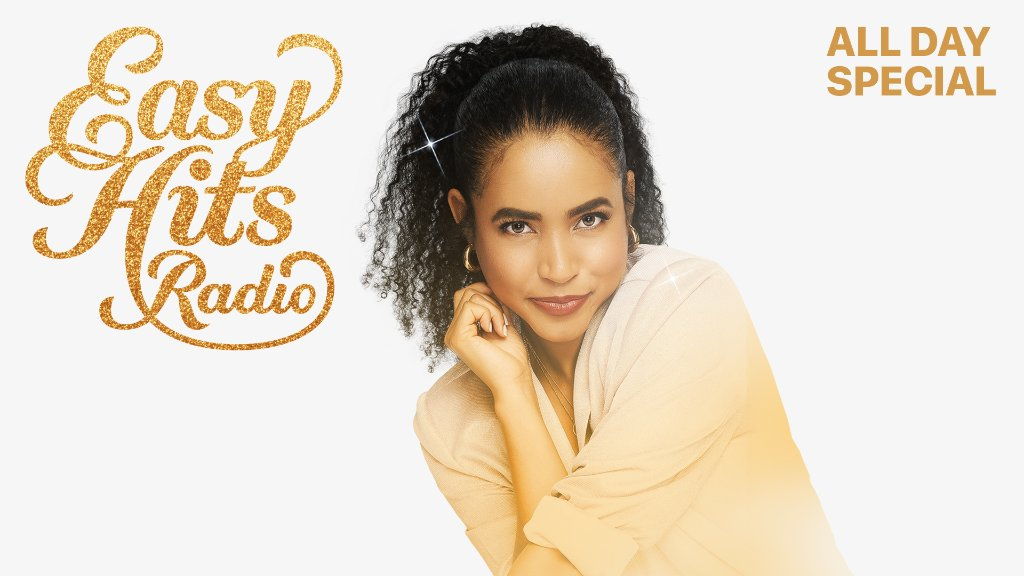 It's an #EasyHits Thanksgiving Day takeover on Apple Music Hits.  Listen as @SabiSoundz controls the vibes: