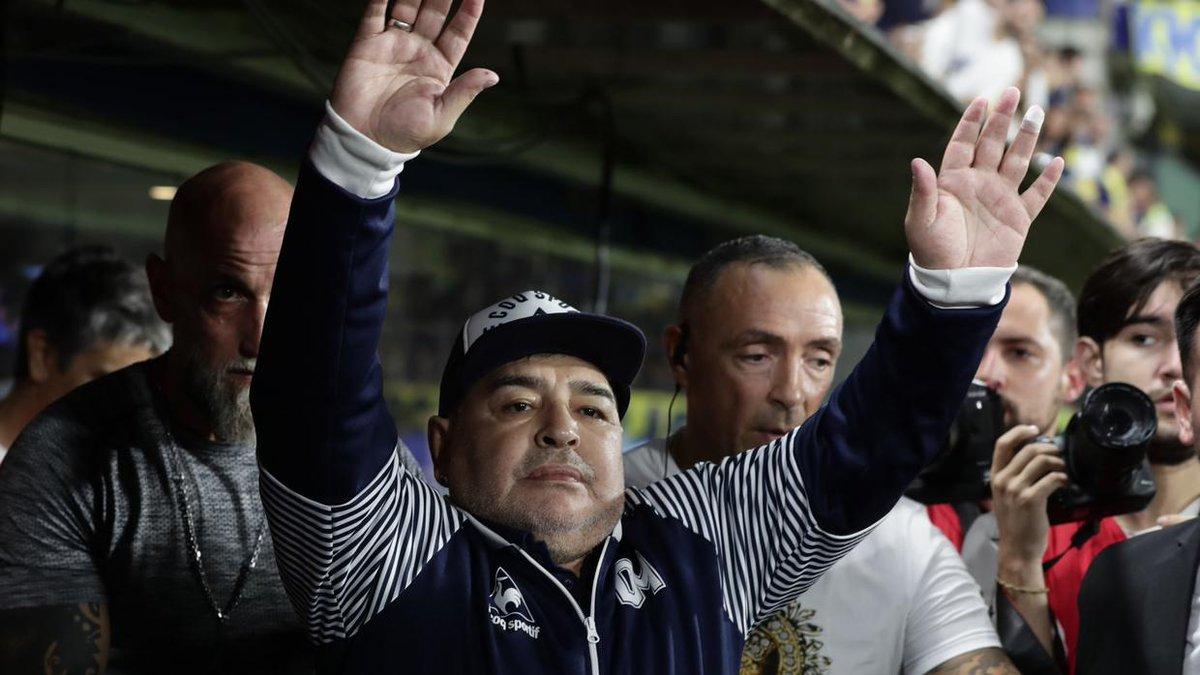 """""""Me quiero tomar vacaciones de Maradona"""": así fueron los últimos días del astro del fútbol."""