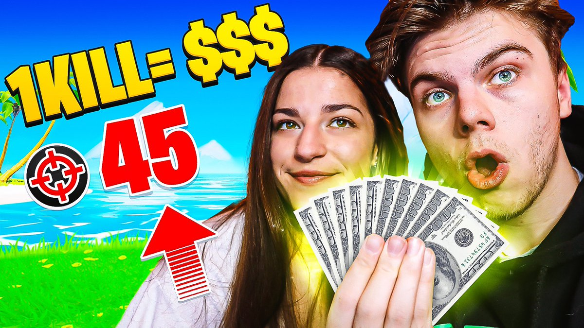 NEW VIDEO!     giving someone $45 WHO watches the entire video (doesn't skip) and likes the video! winner will be chosen at 12 EST