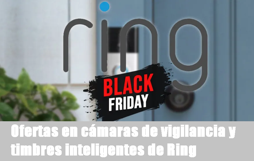#Ofertas en #Cámaras de #Vigilancia y #Timbres #Inteligentes de #Ring https://t.co/JokPVYn1bO @elyex https://t.co/ZtJSAIWgyf