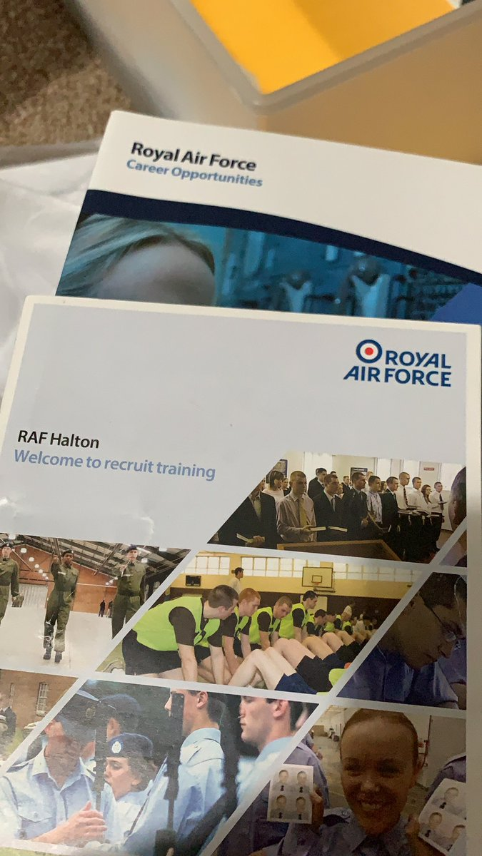 Can't believe I chose sixth form over joining the RAF smfh