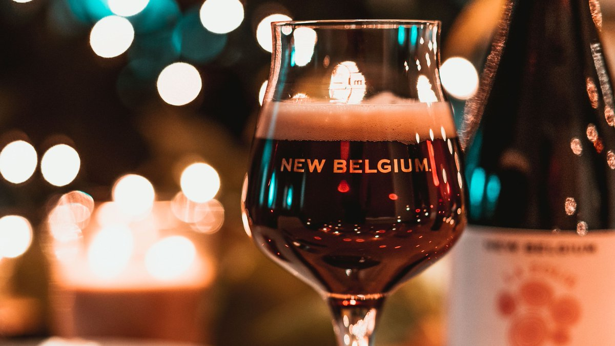 Happy Thanksgiving! What are you drinking with your big meal today? 🦃 #newbelgium #thanksgiving #thankful #craftbeer
